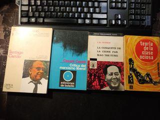 Política/Comunismo/Marxismo/Carrillo/Mao