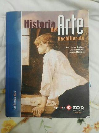 Historia del arte segundo de bachillerato