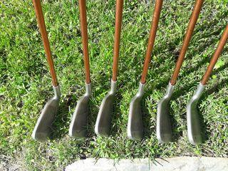 Set de hierros PING