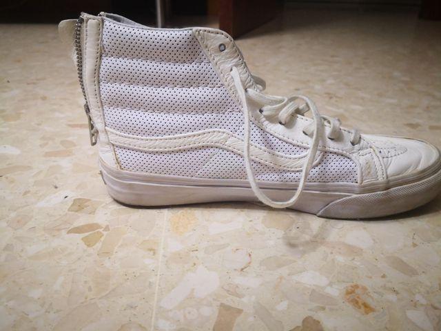 Zapatillas mujer vans
