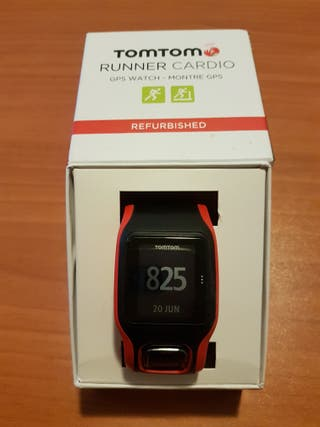 TomTom Runner Cardio