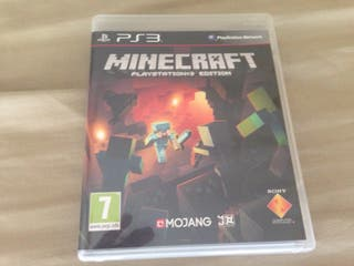 Juego ps3 minecraft impecable