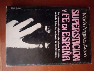 Superstición y fe en España