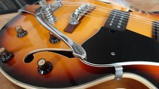 Guitarra Barney kessel 1970 Gibson fender 330 335