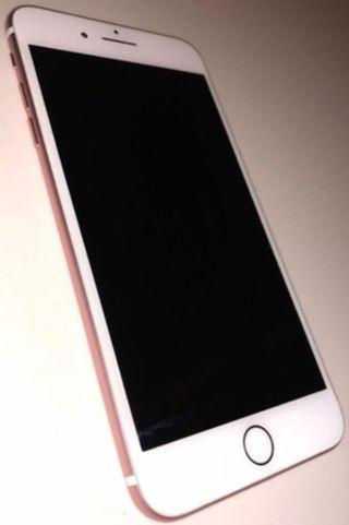 iPhone 7 Plus rosa oro 128gb