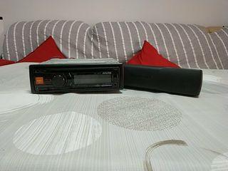 Radio Alpine coche