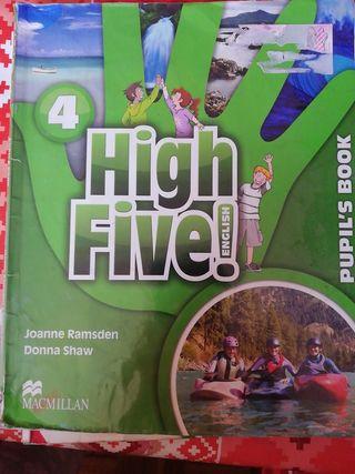 libro Inglés 4 primaria