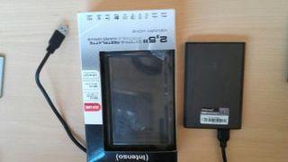 disco duro usb 3.0 y 2.0