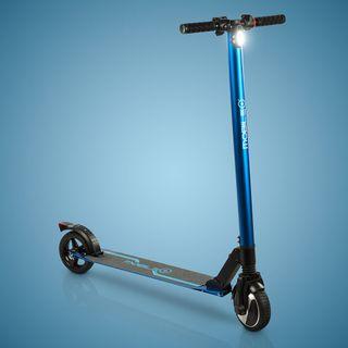 Patinete eléctrico scooter azul 4.4Ah tipo Xiaomi