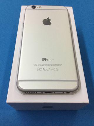 IPhone 6-64gb. 1 año garantía