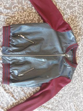 chaqueta boomber