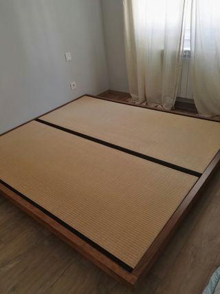 Tatami/Cama japonesa