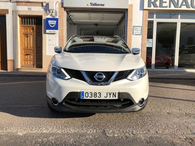 Nissan Qashqai Accenta dci 110cv 6v - Techo solar