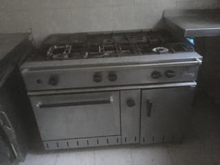 615173577 hornilla y horno 6 fuegos
