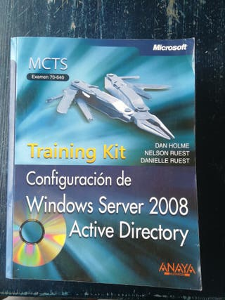 Libro Windows Server 2008 Active Directory
