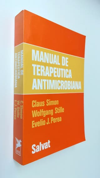 Manual de Terapéutica Antimicrobiana..