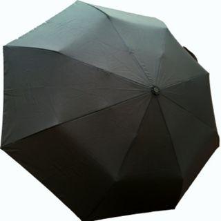 YISAMA Paraguas Plegable Automático, Con Luz Led