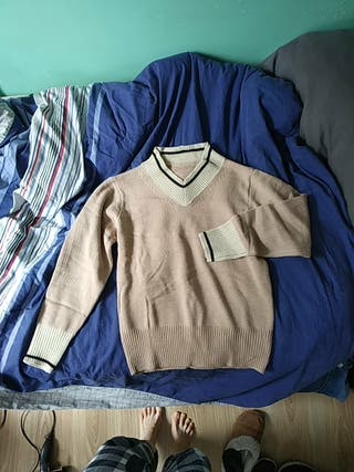 Jacket beige taille M neuf sans usage