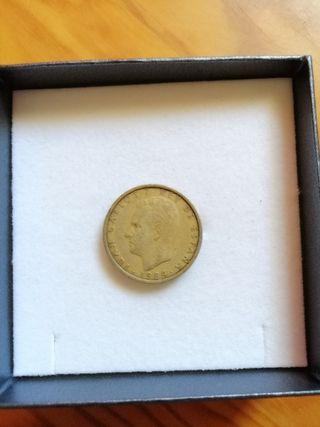 Moneda de 1984 100 pesetas