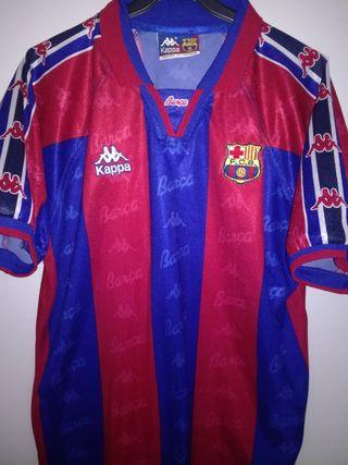 KAPPA FC Barcelona 1995-1996