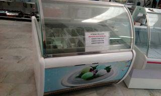 Vitrina helados