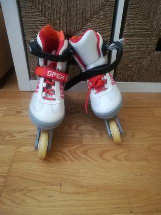 patines línia