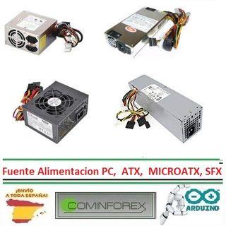 Fuentes Alimentacion Ordenador Torre PC ATX, MICRO