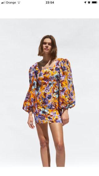 Vestido De Zara O Birloque Wallapop En Segunda Mano ECrxWQdBoe
