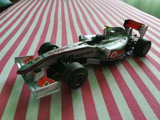 McLaren F1 2009 Jenson Button