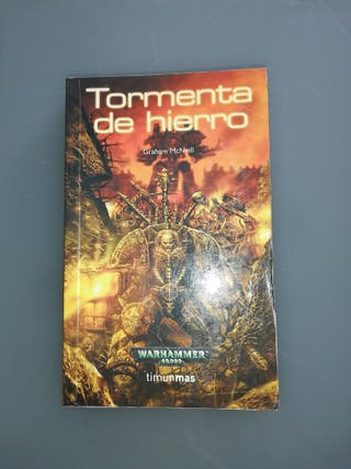 Libros Warhammer 40000.