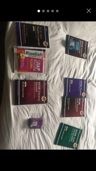 GCSE revision guides