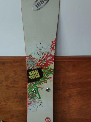tabla burton snow 160