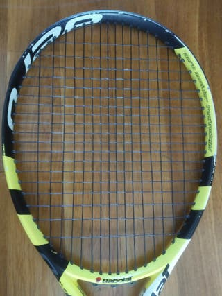 Raqueta de tenis Babolat Usada en buen estado