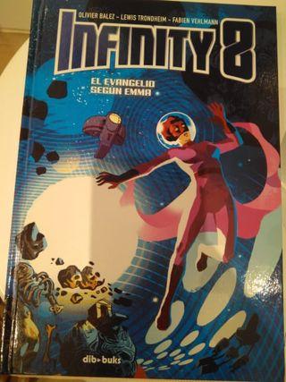 Infinity 8: El Evangelio Según Ema