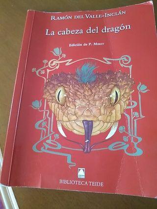 Vendo libro la cabeza del dragón