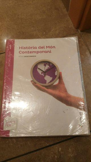 historia de mundo contemporáneo