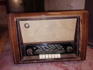 radio antigua telefunken
