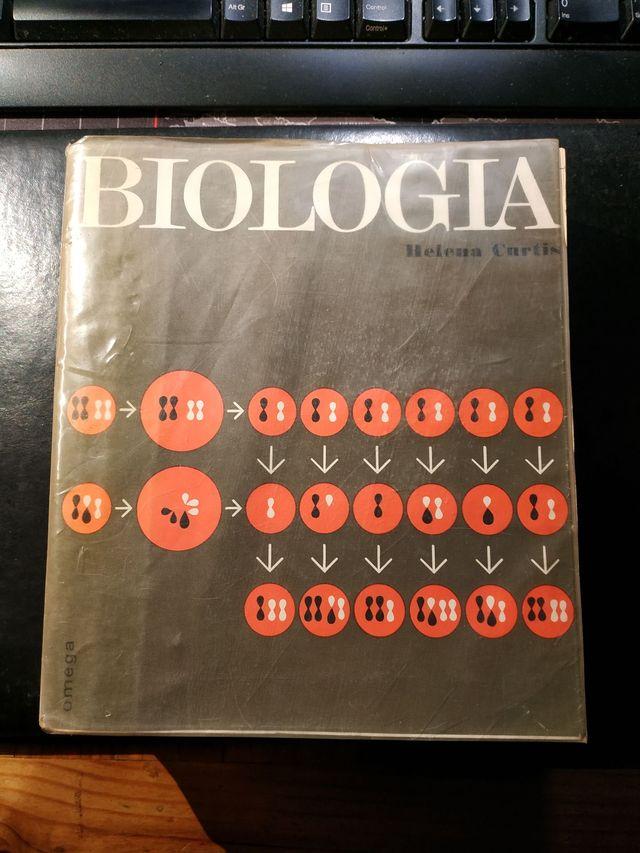 Helena Curtis / Biología / Ediciones Omega