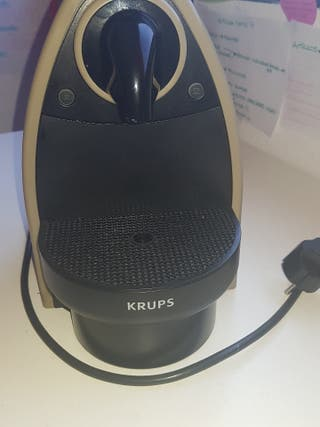 Nespresso Krups + cápsulas