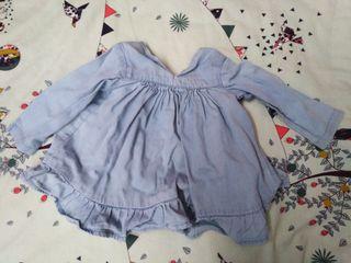 vestido gocco 3 meses