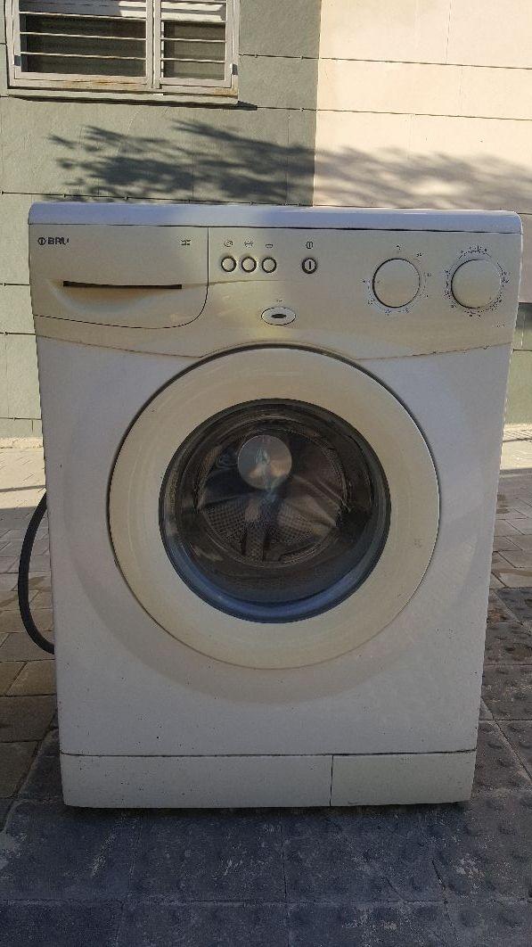 lavadora Bru