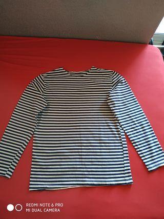 camisetas 2 piezas