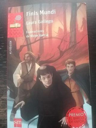 libro lectura Funis Mundi