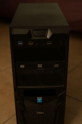 Ordenador Sobremesa (NVIDIA GTX 650)