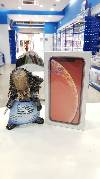 IPHONE XR 128GB CORAL PRECINTADO