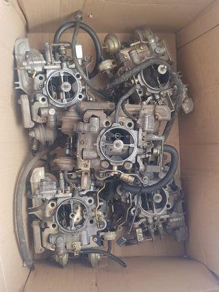Carburadores de Suzuki Samurai