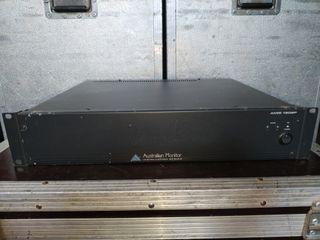 x2 Etapas de potencia Australian Monitor amis1202P