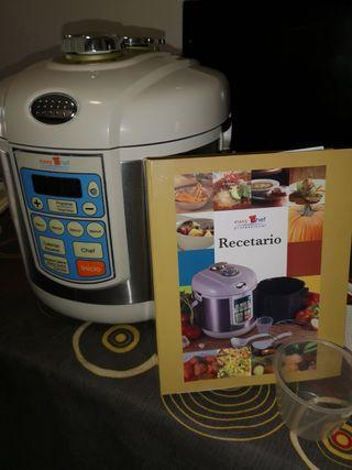 robot de cocina programable con voz,recetas cocina