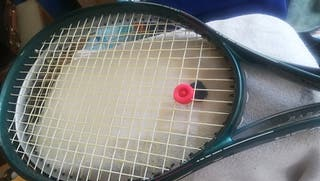 raquetas de tenis Babolat y head 75 euros las dos