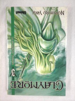 libro glaymore